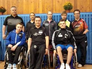 Das Deutsche Team in Ostrava